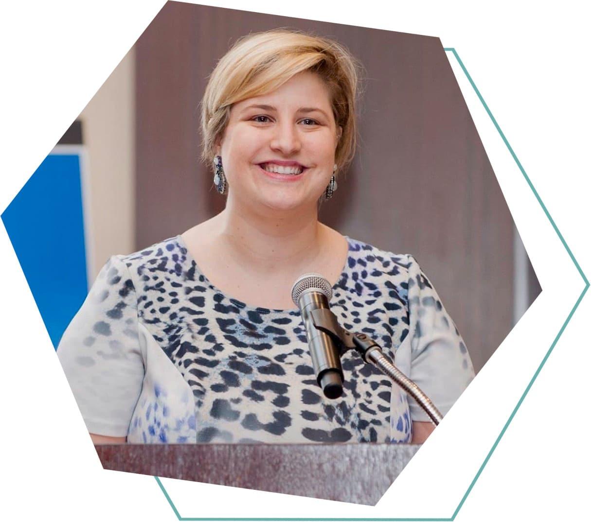 Baton Rouge based philanthropic consultant Sarah Cortell Vandersypen